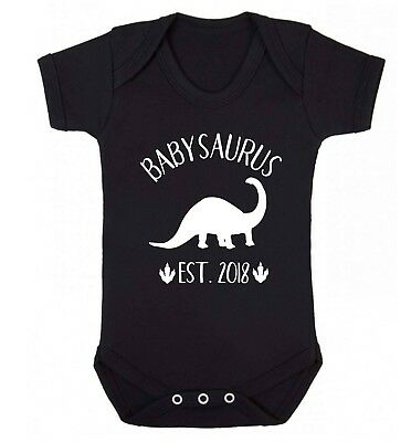 If you think I'm cute you should see my daddy baby vest grow cute joke funny 348