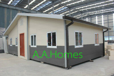 Valentine - 2 bedroom 60m2 Combined Expandable Home