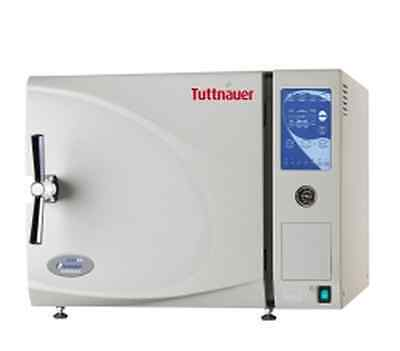 "Tuttnauer 3870EA Autoclave Sterilizer 15""x30"" 230V NEW/BOX Medical"