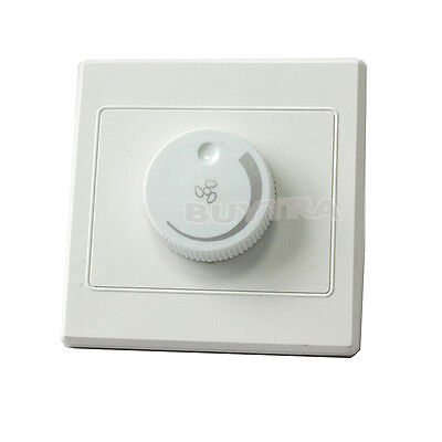NICE Ceiling Fan Speed Control Switch Wall Button AC220V 10A US JB