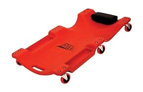 """ATD Tools 40"""" Heavy-Duty Blow Molded Mechanic's Creeper 1"""" ground clearance NEW!"""