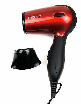Travel Hair Dryer 1200w Multi Voltage, Folding Brand New