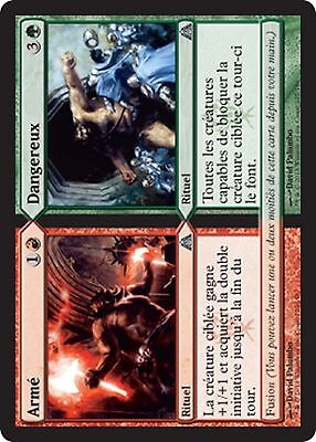 MTG Dragons maze Brûlage *MRM* FR 4x Transformation Turn // Burn