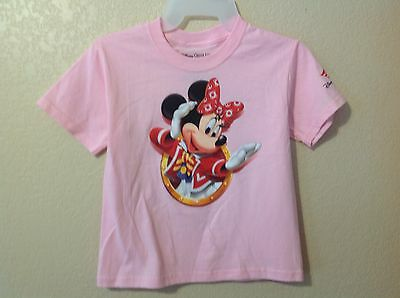 From Disney Cruise Line Mickey And Friends T-Shirt Girls Size M, L & XL