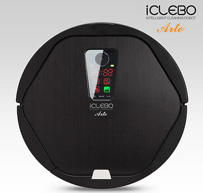 iClebo Arte Robotic Robot Vacuum Cleaner YCR-M05-30  -English /Russia manual