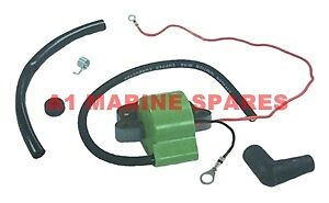 A1 582160 Ignition Coil 1973-1977 50hp-200hp Johnson Evinrude
