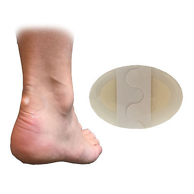 Steroplast Premium Invisible Washable Discreet Gel Blister Cushion Plasters Pads