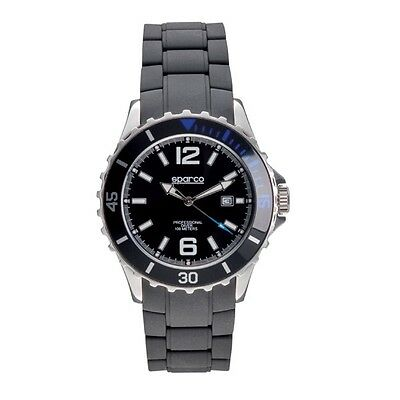 Montre Homme Sparco Noire Rally