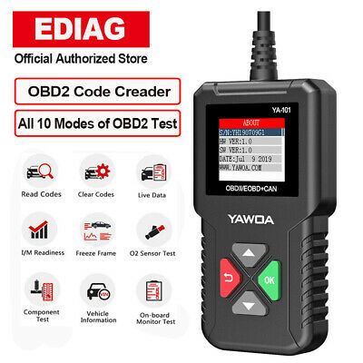LAUNCH EasyDiag 3.0 OBD2 Diagnostic Tool for Android OBDII Bluetooth Scanner