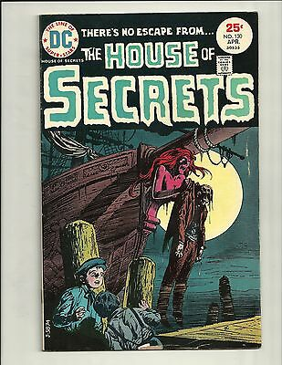 LOT OF 2 - THE HOUSE OF SECRETS # 130 & 133 - DC - 1975 - BV $40
