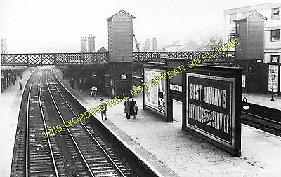 Seven Kings Great Eastern Rly. Ilford Railway Station Photo Manor Park 6