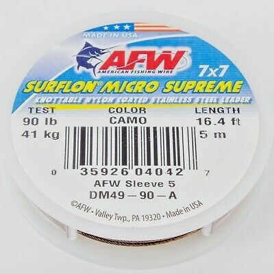 AFW Surflon Micro Supreme Wire