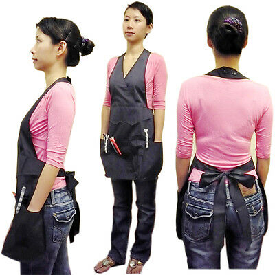 Hairdressing Apron Gown Hair cutting Cape salon Beauty   G-02