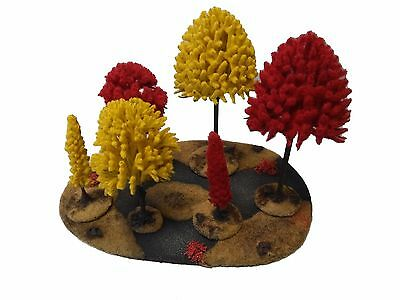 Wargame scenery -  LAKE - Warhammer W40K Bolt Action - 28 mm painted