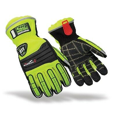 Ringers Gloves Extrication Barrier w/  Kevlar Palm One Glove Size X-Large 327-11