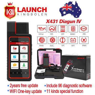 Launch X431 Diagun IV Full System Car Diagnostic Free Update on Launch Website