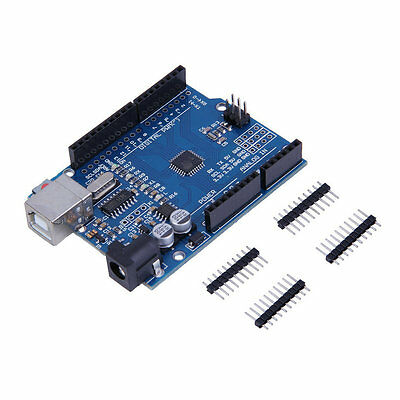 Base Plate for Arduino Uno R3 Case Enclosure No Cable Vehicle Accessories OK
