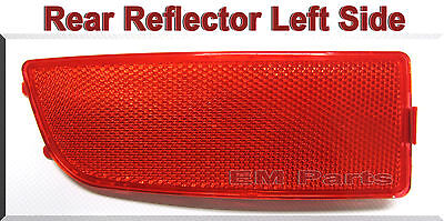 VW Crafter Rear Bumper Red Reflector Left Passenger Side N/S Brand New