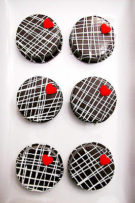 Dark Chocolate Covered Oreo Cookies 12 Valentine S Day Boxed Gifts