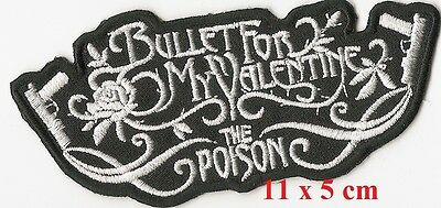 BULLET FOR MY VALENTINE patch - FREE SHIPPING