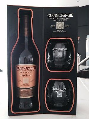Glenmorangie Original Halo 2 Glass Pack 700ml - Licence LIQP770016752