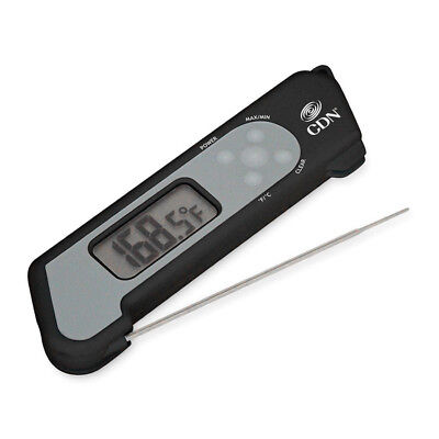 NEW CDN Folding Thermocouple Thermometer