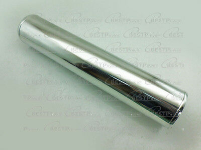 """Straight 4"""" Inch/102mm Thickness 2mm Aluminum Intercooler Pipe/Air Intake Pipe"""