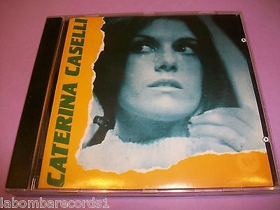 Cd Caterina Caselli - S/T - Cgd - Germany - 9031-70186-2