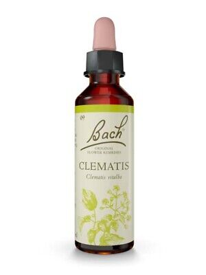 Bach Original Flower Remedies - Clematis 20ml