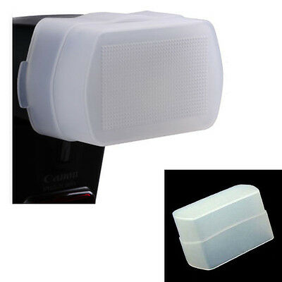2x Yongnuo Flash Diffuser cover for YN-565EX YN-560 III YN560 IV Canon 580EX II