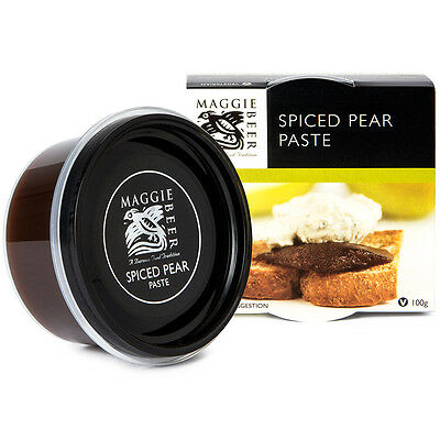 NEW Maggie Beer Spiced Pear Paste 100g