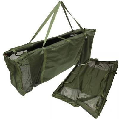 Deluxe Floating Weigh Sling 120 x 55 x 14 cm Recovery Carp Fishing Tackle NGT