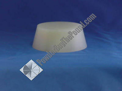 """Powder Coating SILICONE TAPERED PLUGS 3.50"""" x 5.0"""" x 2.0"""" (Each)"""