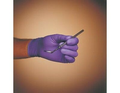 Kimberly Clark KC500 Purple Nitrile Exam Gloves, SMALL, 100/BX, 53431