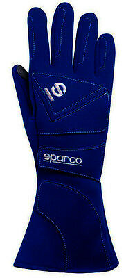 Sparco Flash 2 Racing Gloves Blue X-Large