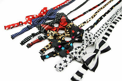 Boys Kids Quality Patterned Bow Tie Wedding School Pageboy Bowtie - Many Designs