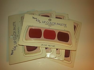 Vintage Mary Kay Great Fashion Lip Palette ~ 15 colors to chose from