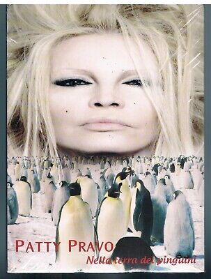 Patty Pravo Nella Terra Dei Pinguini Cd Sigillato!!!