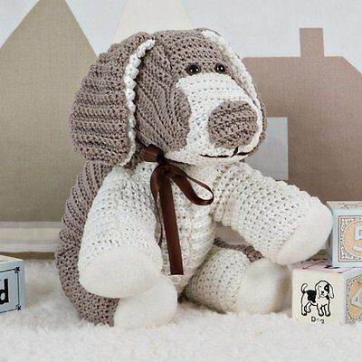 Twilleys - Crochet Kit - Dennis the Dog - 2898/1002