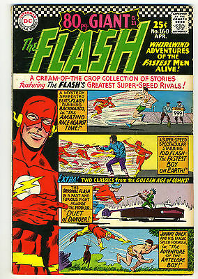 The Flash #160 (Giant) FN 6.0