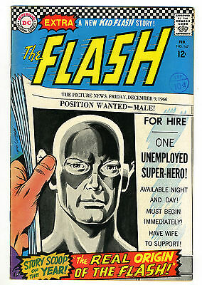 The Flash #167 FN 6.0