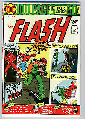 The Flash #229 NM 9.0