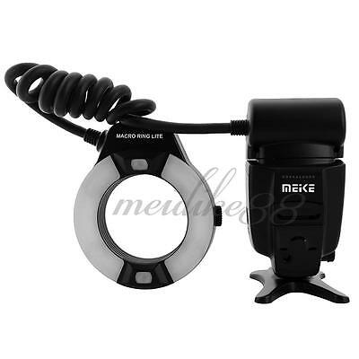 DEDICATED ITTL MACRO RING FLASH FOR CANON 7D 5D T6i T5i 760D 750D