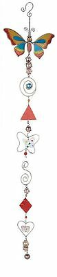 Hanging Mobile Stained Glass 25% OFF!! Home/Garden Decor Suncatchers Spinners