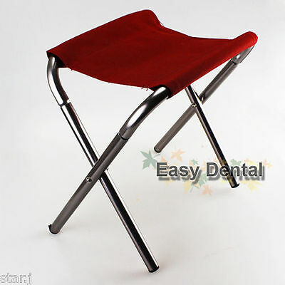 Folding Fold Aluminum Chair Outdoor Stool Seat Fishing Camping with Carry Bag