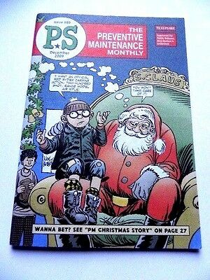 Army Book Magazine P.S The Preventive Maintenance Monthly Issue 685 Dec 2009
