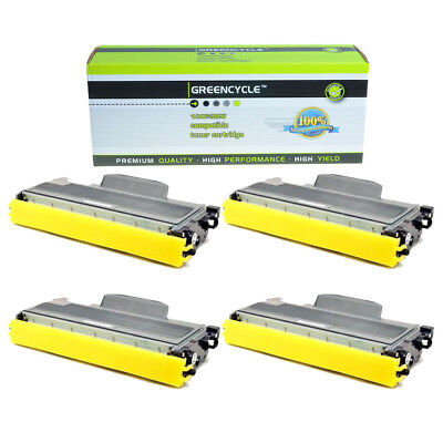 4pk Compatible For Brother Hl 2150n Hl 2170w Dcp 7030 Tn360 Toner Cartridge