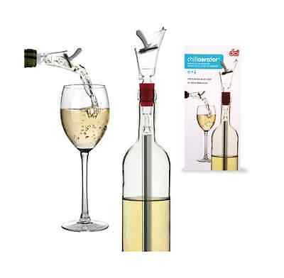 Aerator and chiller for Wines by DCI