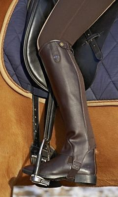Wadenchaps SOFT Close Contact Chaps braun