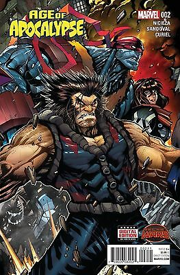 Age of Apocalypse #2 Marvel Comics 2015